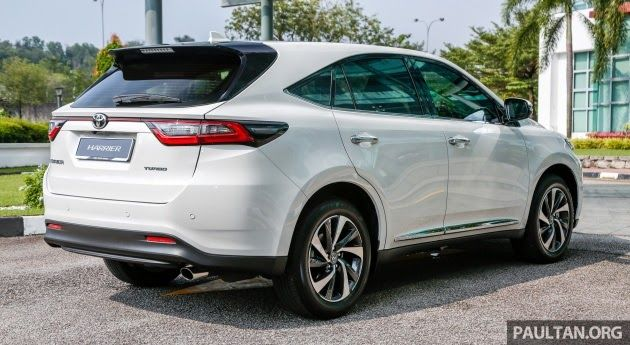 Gambar Mobil Toyota Harrier Gallery 2018 Toyota Harrier 2 0t Luxury In Malaysia Download Toyota Harrier Download New Keren July 2 Suv Suv Mewah Toyota
