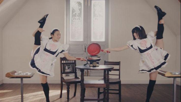メイド100人 魅せパンリレー 100 Sizzling Japanese maids in Action フレーバーストーン