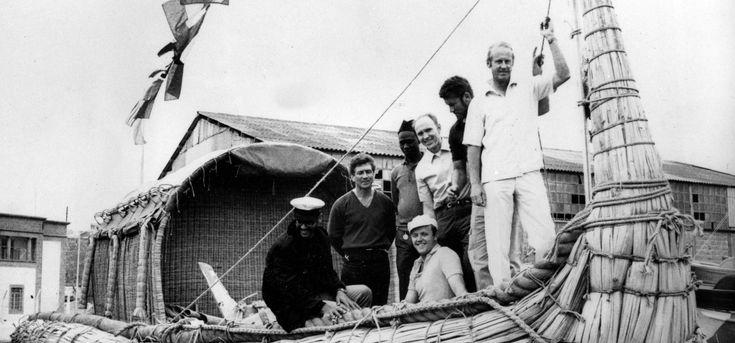 Norman Baker Dies at 89; Crossed the Atlantic on a Reed Raft