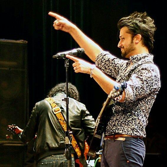 Atif Aslam singer #pakistan