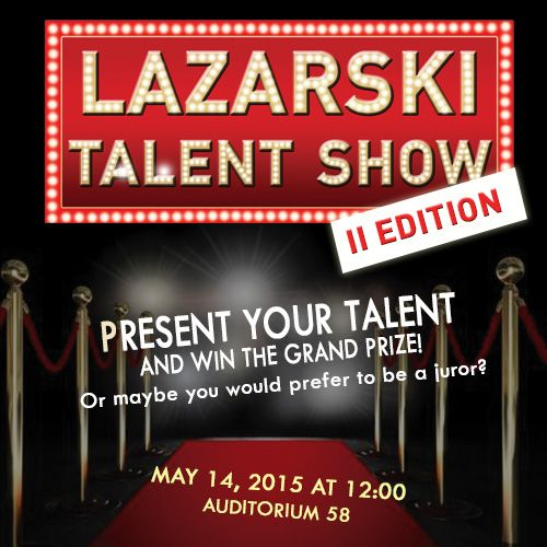 #lazarski #talent #show