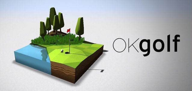 OK Golf - l'essenza più divertente del golf arriva su iPhone e Android!