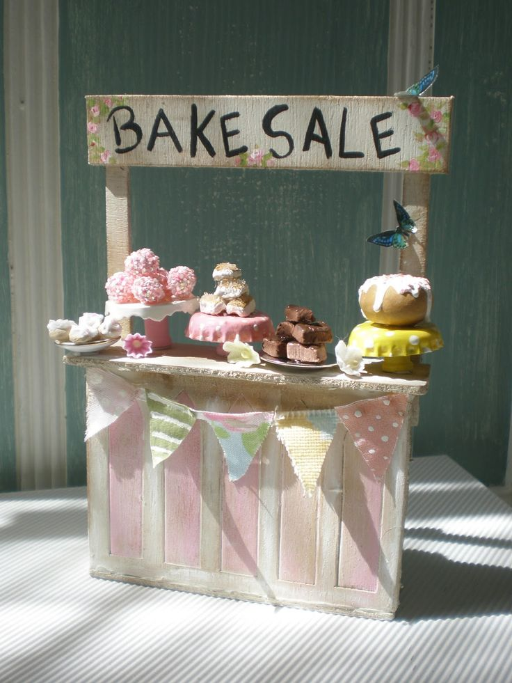 14 Best Images About Akt Bake Sale Cake Stall On