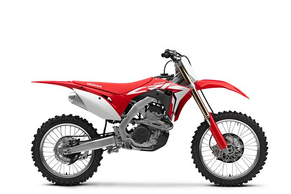 2018 CRF250R - Honda Powersports