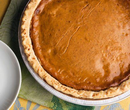 Sugar Pumpkin Pie Recipe