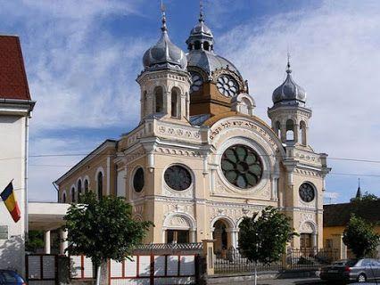 Izraelita Templom - Marosvásárhely - Erdély Romania