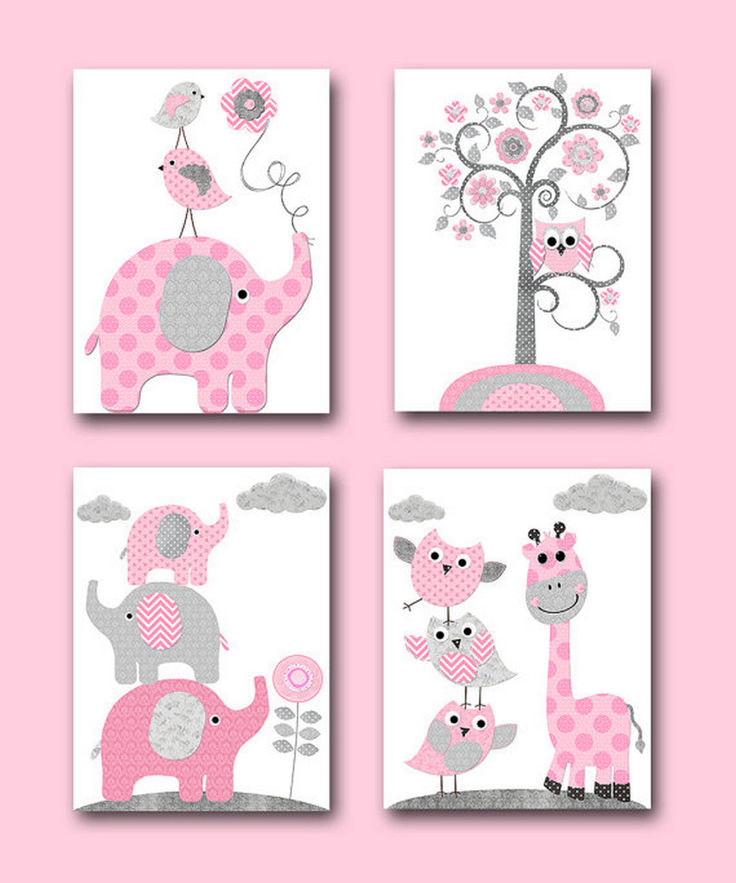 31 Cute Baby Girl Nursery Ideas