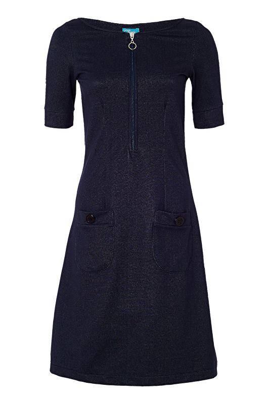 Nova Zippie jurk Tante Betsy, buy it at Solvejg.nl