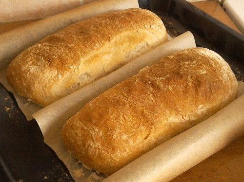 Чиабатта на закваске - рецепт с фото