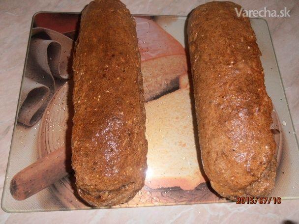 Chlieb z ražnej múky (fotorecept)