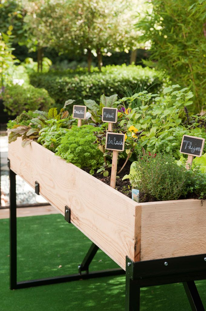 288 best jardin images on pinterest. Black Bedroom Furniture Sets. Home Design Ideas