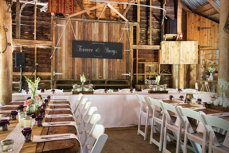 Hitched at the Boomerang Farm | Wedding Venues