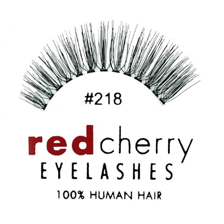 Red Cherry Eyelashes 218 (6 Pc Pack) >>> Click image for more details.