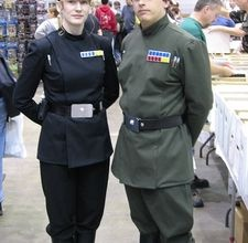 how to make a star wars imperial officer costume - Halloween Bullet Proof Vest