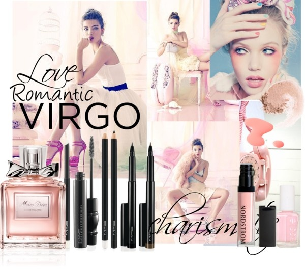 """""""Virgo"""" by rqueen ❤ liked on Polyvore"""