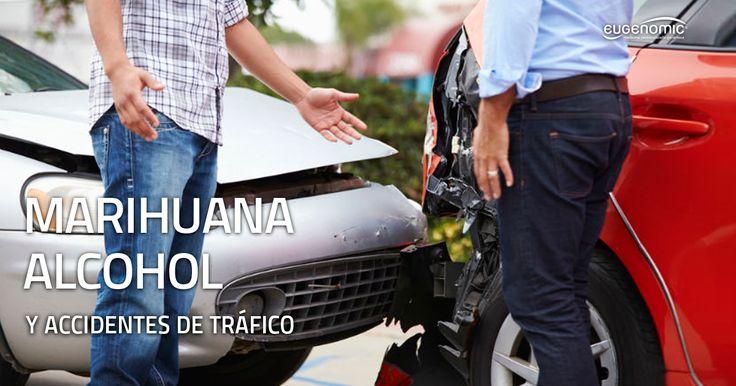 Los efectos del alcohol, son la primera causa de accidentes de tráfico en todo el mundo. Sin embargo también, el consumo de cannabis es causa de accidentes y mucho más cuando se consume conjuntamete alcohol y marihuana. Hecho demostrado en dos importantes trabajos publicados recientemente.