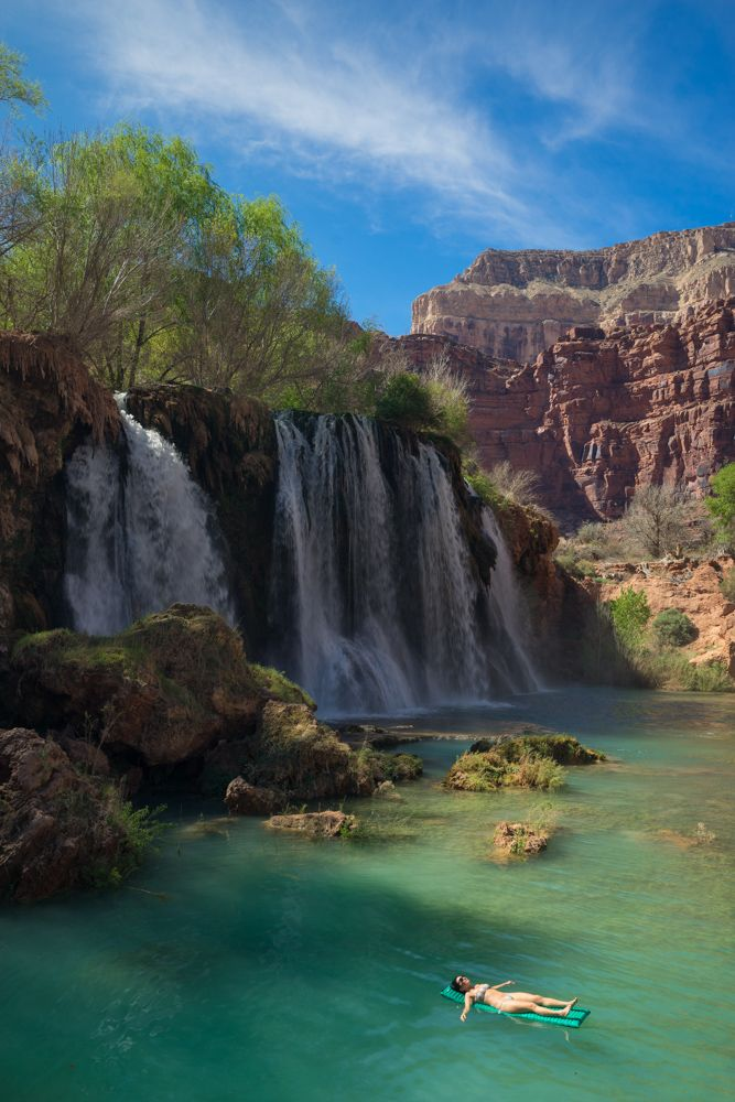 Havasu Falls Camping Guide - everything you need to know about permits, campsites, gear, and the trail