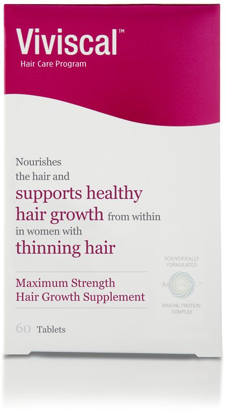Viviscal Maximum Strength Dietary Hair Growth Supplements are supplements specifically formulated to nourish hair, support healthy hair growth and combat hair lo...