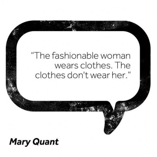 67 Famous Fashion Quotes | Estilo Tendances