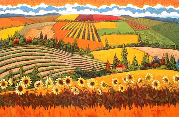 Gene Brown paintings   etiquetas gene brown painting u s