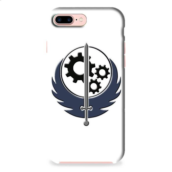 Fallout Brotherhood Of Steel iPhone 7 3D Case Dewantary