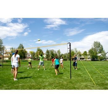 Volleyball Net System for Outdoor Summer Fun PKKJ Imports http://www.amazon.com/dp/B00MQASH7K/ref=cm_sw_r_pi_dp_eAAeub04FTG0N
