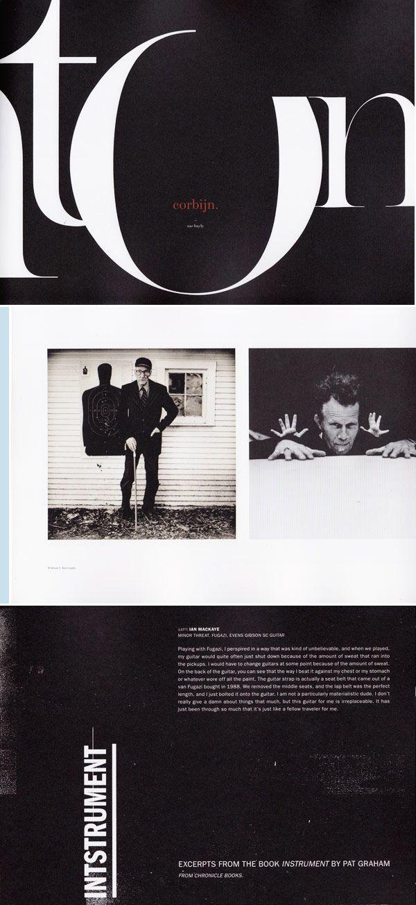 The Typofiles #97: Monster Children Magazine // Issue #33 | Nubbytwiglet.com