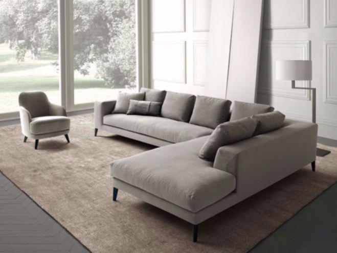 HAMPTONS modular sofa design Castello Lagravinese Studio for Casamilano home collection. #casamilano #design #interiordesign  #interior