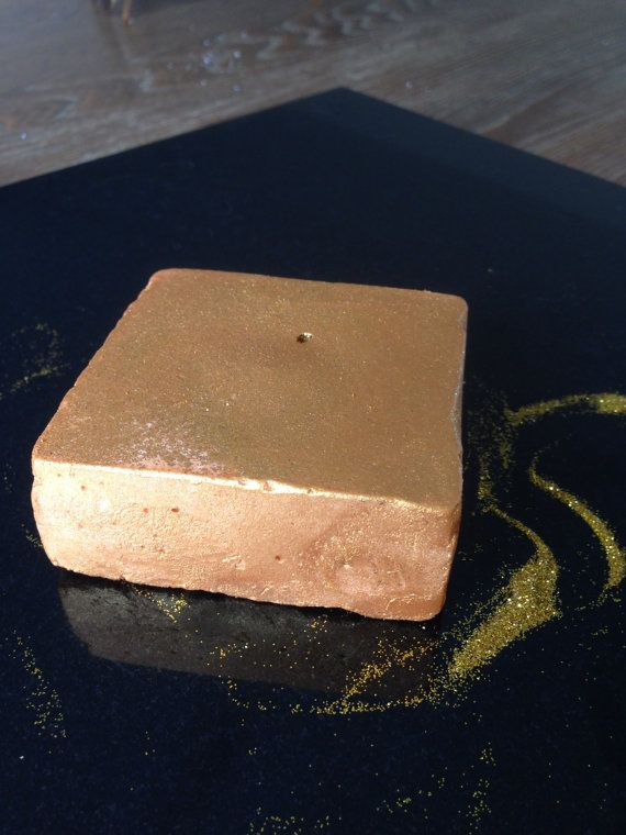 Triple Treat 24K Gold Bar/Bath Truffle/Bath Bomb/Bath