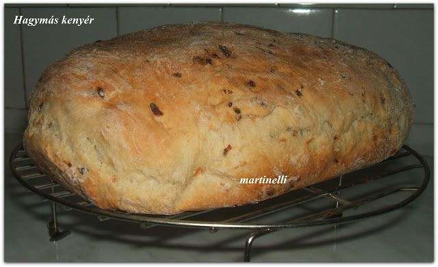 Hagymás kenyér