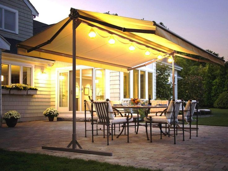 17 Best Ideas About Deck Awnings On Pinterest