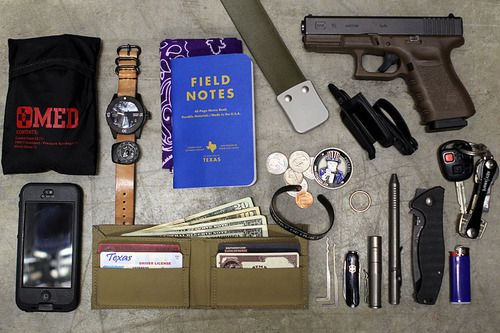 What's in your Everyday Carry? If you're looking to upgrade your EDC, check out the ITS EDC Shop.