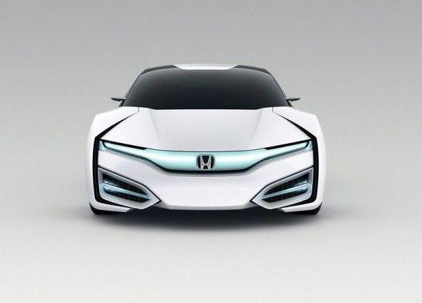 2013 Honda FCEV Elegant Cars 600x430 2013 Honda FCEV Review with Images