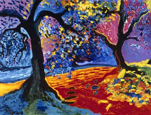 14 best images about fauvism / expressionism on Pinterest