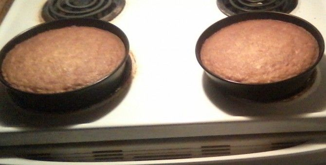 Coconut Cake My Comfort Food