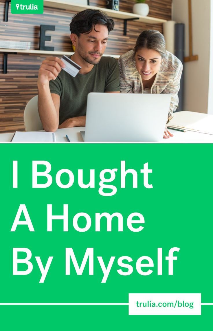 I Bought A #Home By #Myself