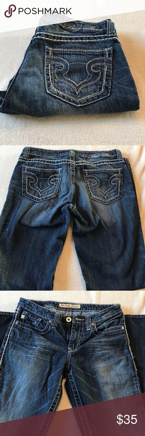 Big Star  Maddie Boot size 27 Short Big Star  Maddie Boot size 27 Short.  99% cotton 1% spandex Big Star Jeans Boot Cut