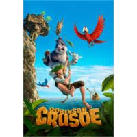 Robinson Crusoe by Ben Stassen & Vincent Kesteloot