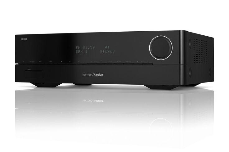Harman Kardon HK 3700 stereoreceiver - Sort - Forsterker - Stereo