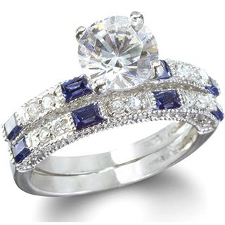 Best 25 Blue wedding rings ideas on Pinterest Groom wedding
