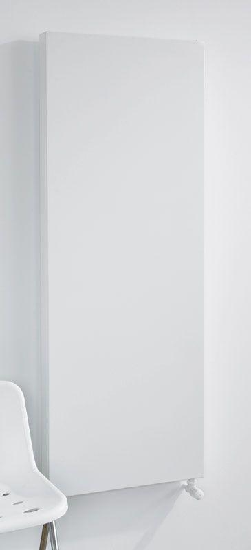 New Haus - steel vertical flat panel radiator.