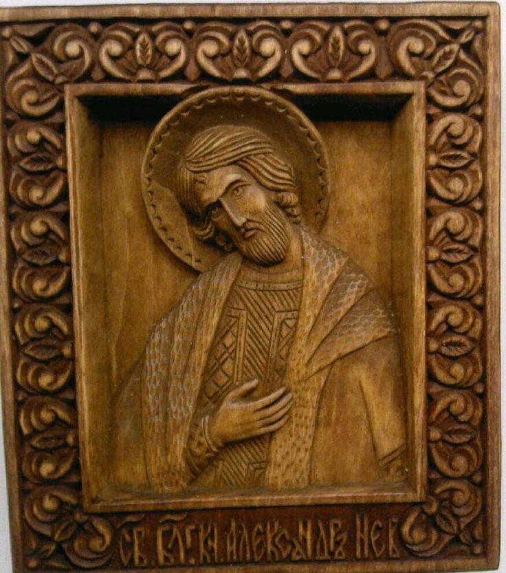 фото резьбы по дереву: Православные иконы из дерева