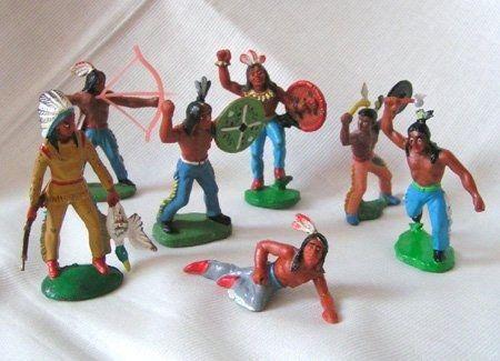 Diese Indianer gehörten immer zu Deinem Spielzeug. | 31 Spielzeuge, an die sich wirklich nur Ostkinder erinnern können