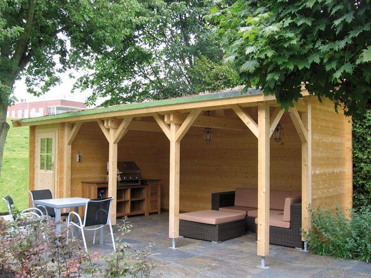 Gartenpavillon selber bauen  Die besten 25+ Mobilheim umgestalten Ideen auf Pinterest ...