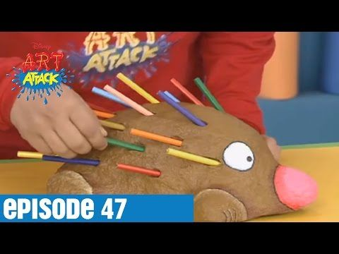 Art Attack | Season 1 Episode 16| Disney India Official - YouTube