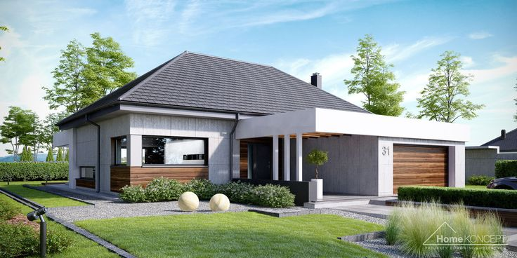 Projekt domu HomeKONCEPT 31 www.homekoncept.pl #projektdomu