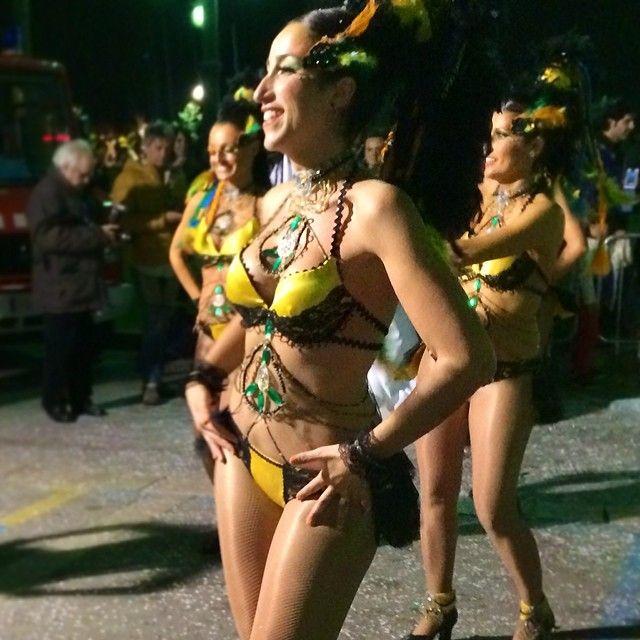 Autora: Joana Fort (@Joana Bazilio) Títol: Espectacular @small & nice i la colla #sabor al #carnavalsitges14. Filtre Instagram: Normal. Data de publicació a l'Eco de Sitges: 7 de Març de 2014. Secció #6