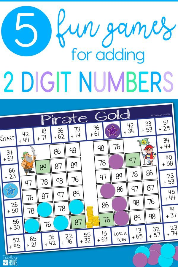 Adding two digit numbers (no regrouping) is so much fun ...