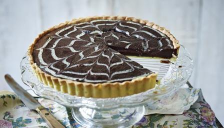 BBC - Food - Recipes : Chocolate orange tart