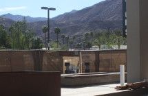 March Construction of Stuft Pizza Palm Desert - Stuft Pizza